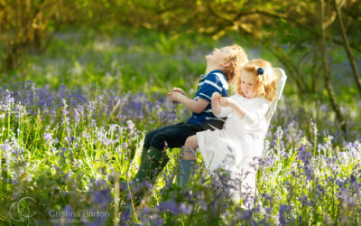 Bluebells Photo Session Alton – Guildford Family and Children's Photographer