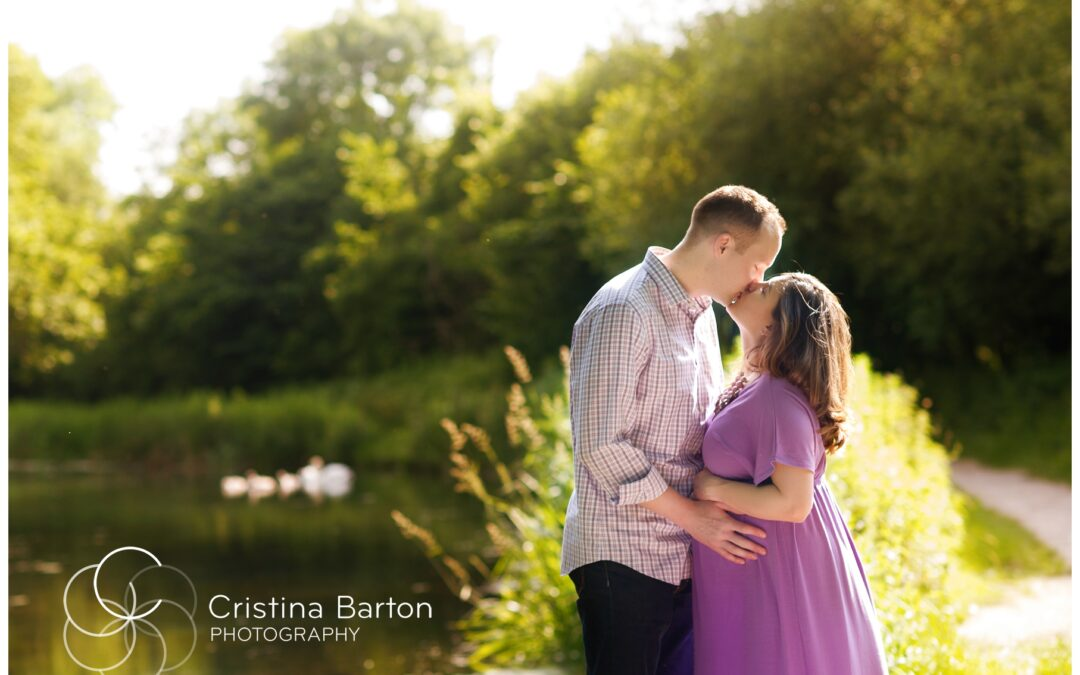 Location Maternity Photo Shoot Hampshire – Farnham Maternity and Newborn Photographer