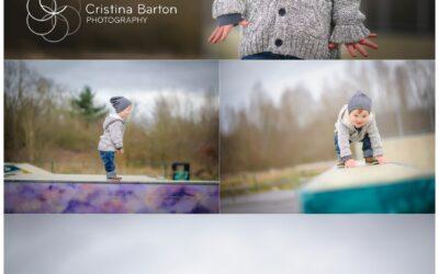 Joshua – Hampshire Urban Location Photo Session