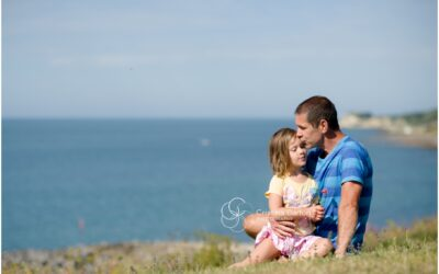 The R Family – Isle of Wight Children and Family Beach Photo Session