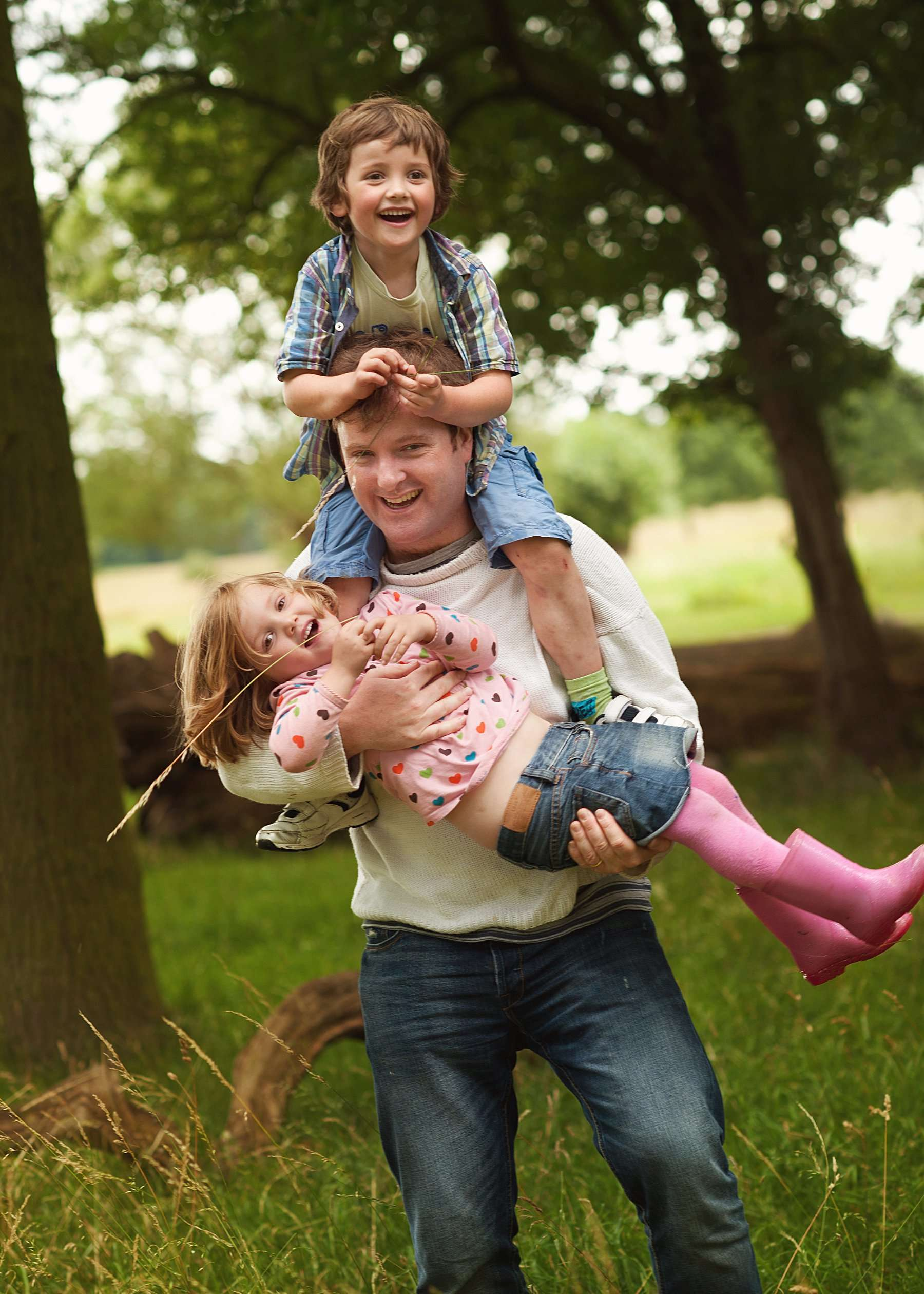 Child and Family photography London