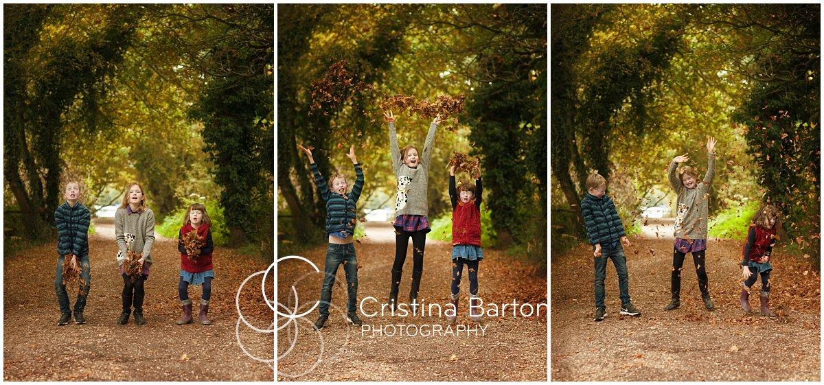 children's photo shoot in Reading