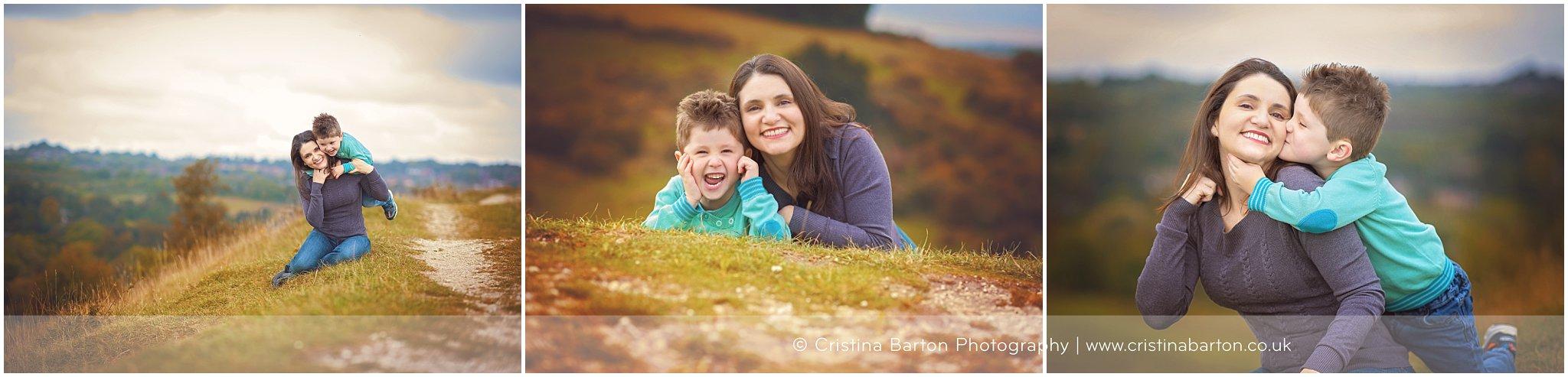 winchester family photos