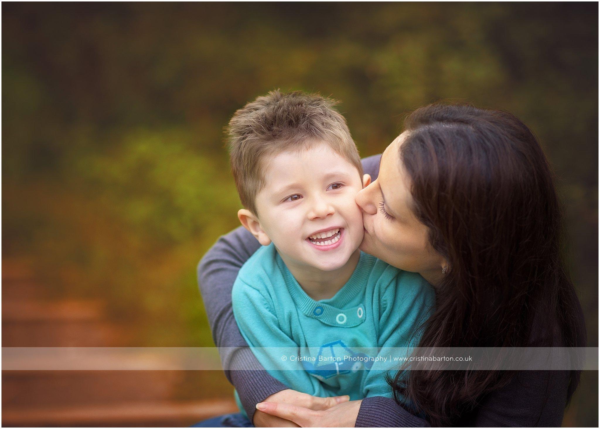 mum and kids photoshoot