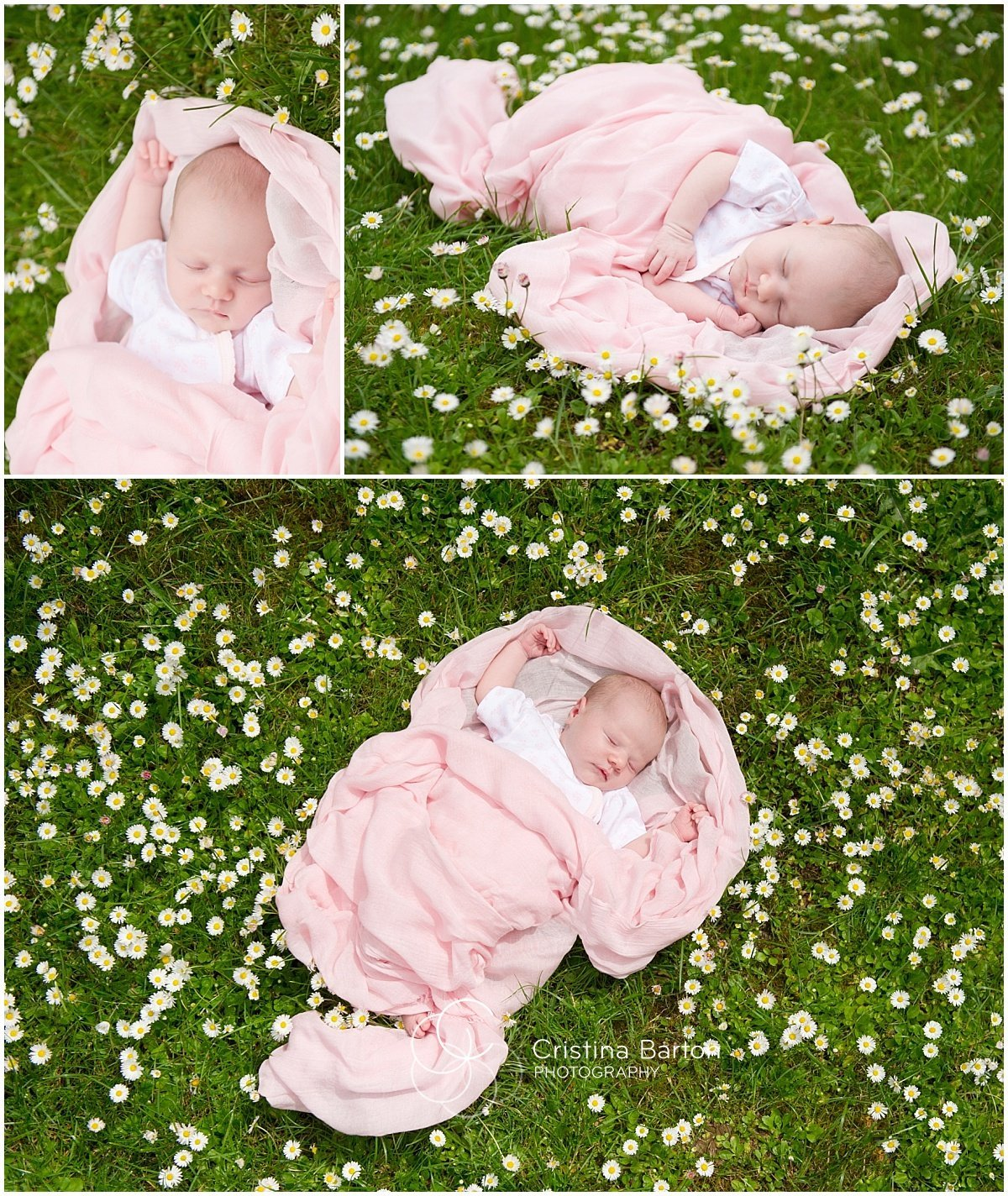 reading newborn baby photographer