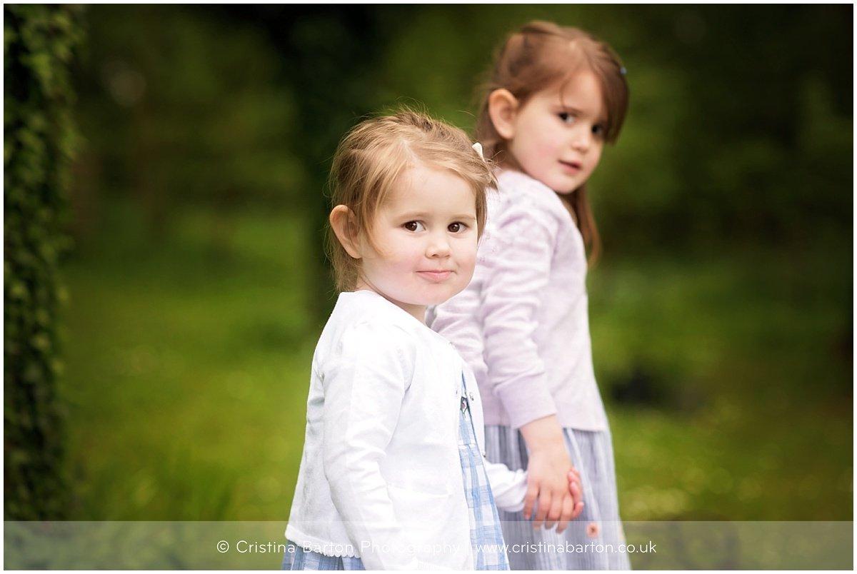 siblings portraits