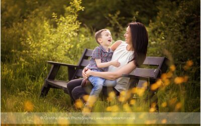 Lifestyle Family Photography Mother and Son