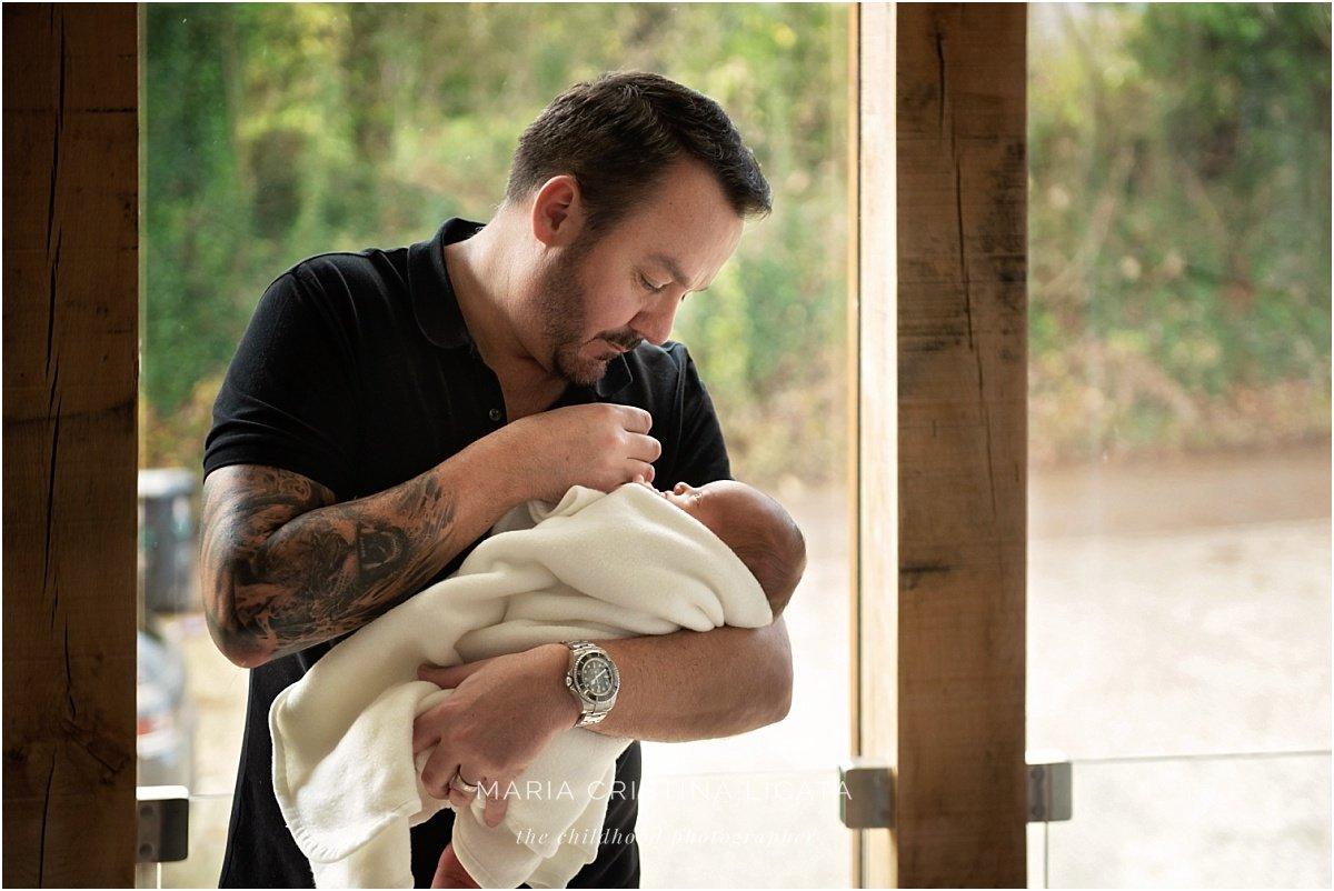 newborn portraits winchester