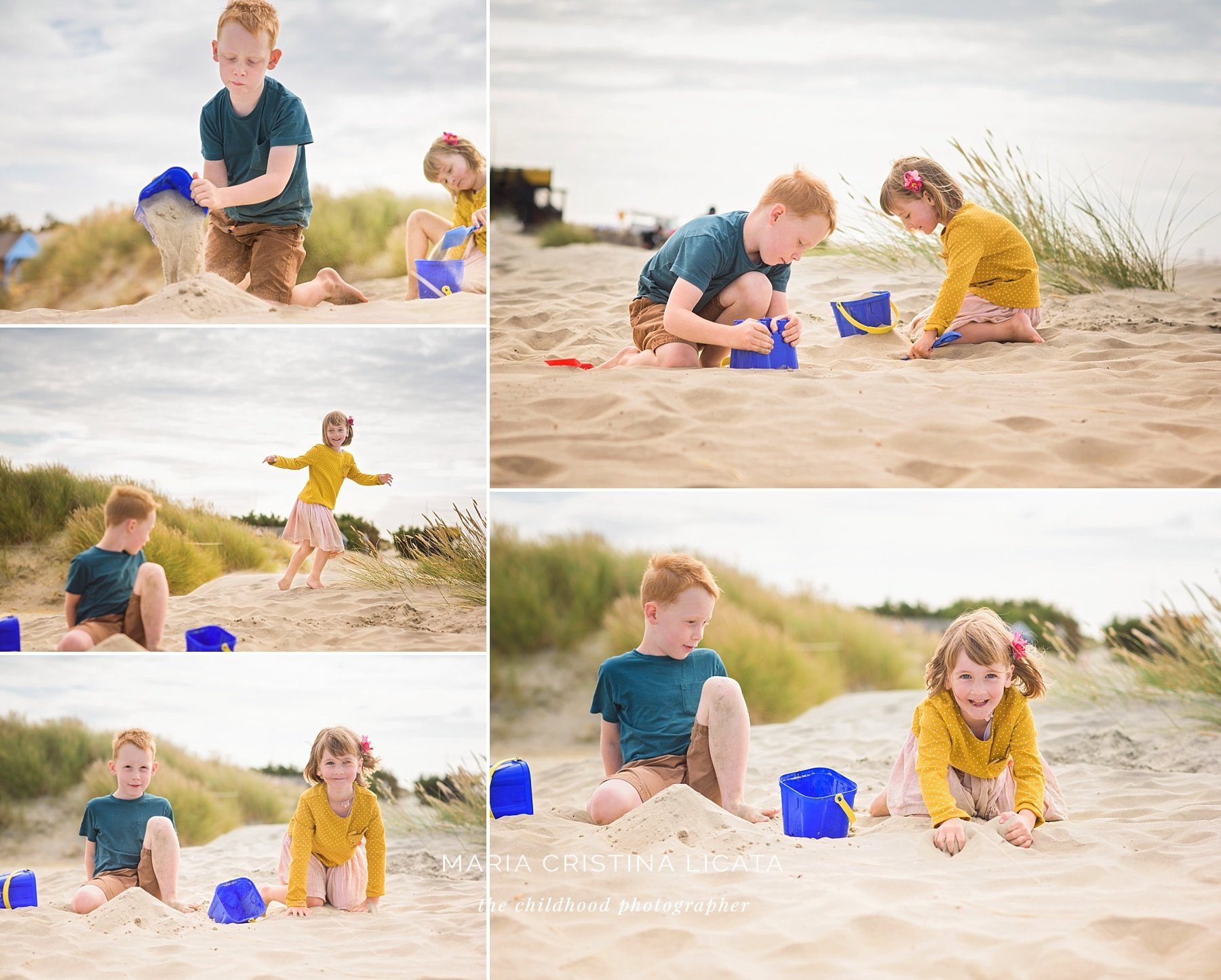 beach family portraits west wittering