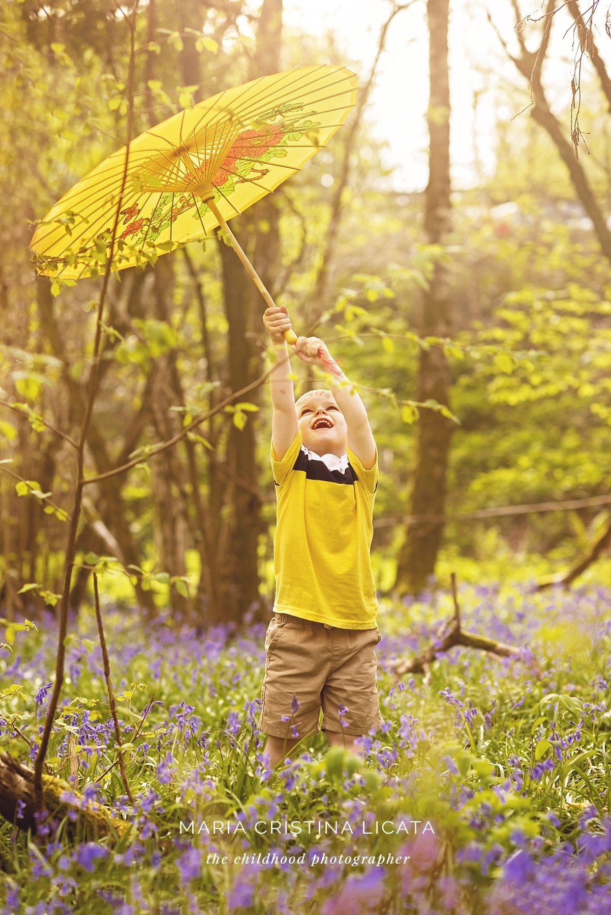 spring family portraits winchester